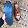 Мужские туфли оксфорды Luciano Bellini., фото 5