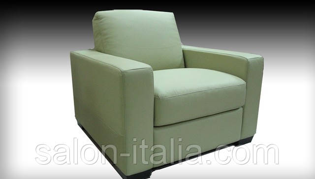 Шкіряні крісла від Italsofa Mod. і145 (Італія)