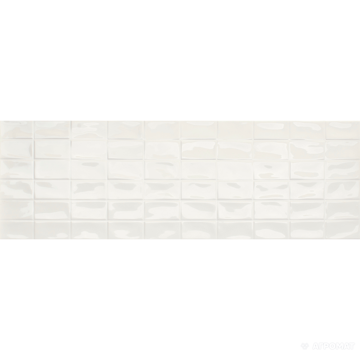 Плитка облицовочная APE Ceramica Bloom PRIME WHITE