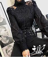 Блуза (Фабричный Китай) качество люкс
