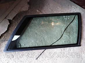 Стекло заднее глухое правое Volkswagen Passat B3, B4. Караван, универсал.