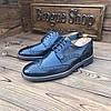 Мужские Туфли броги Италия чоловічі туфлі , фото 3