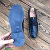 Мужские Туфли броги Италия чоловічі туфлі , фото 5