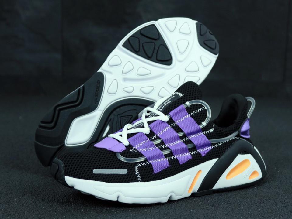 Кроссовки Adidas Lexicon реплика ААА+, размер 41-45 черный (живые фото), фото 1