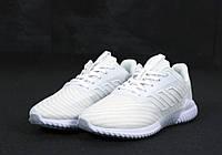 Кроссовки мужские Adidas Climacool реплика ААА+, размер 41-45 белый (живые фото), фото 1