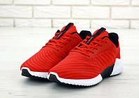Кроссовки мужские Adidas Climacool реплика ААА+, размер 41-45 красный (живые фото), фото 1