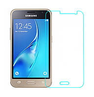 Защитное стекло 2.5D для Samsung Galaxy J1 (2016) SM-J120H (Screen Protector 0,3 мм)