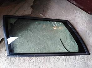 Стекло заднее глухое левое Volkswagen Passat B3, B4. Караван, универсал.