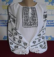 """Жіноча вишита блузка """"Дзвенислава"""""""