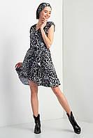 d35550f78ed Короткое Платье с Запахом VG-140918 — в Категории