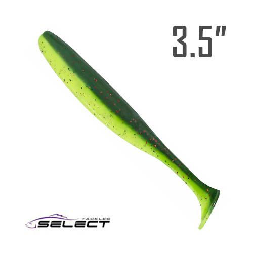 Easy Shad 3.5″ (90 мм.) 5 шт. Силикон Select 203