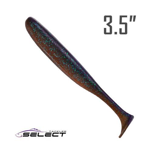 Easy Shad 3.5″ (90 мм.) 5 шт. Силикон Select 206