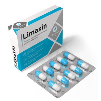 Limaxin – Капсулы для усиления сексуальной активности (Лимаксин) 7трав
