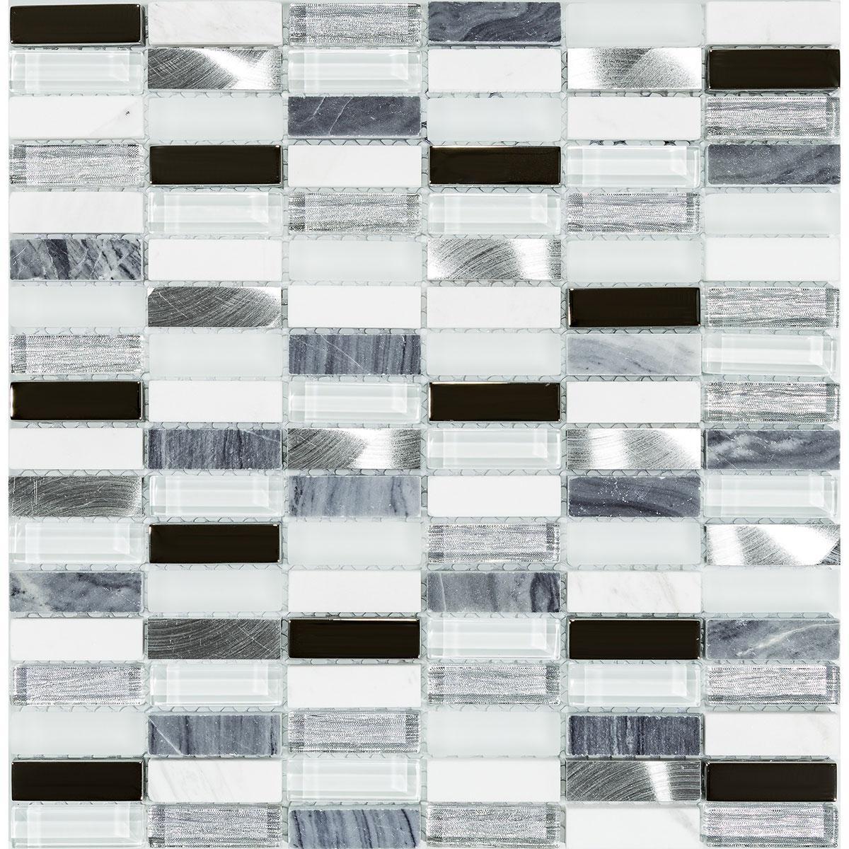 Мозаика Mozaico de Lux R-MOS A5064