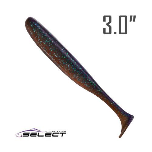 Easy Shad 3″ (75 мм.) 5 шт. Силикон Select 206