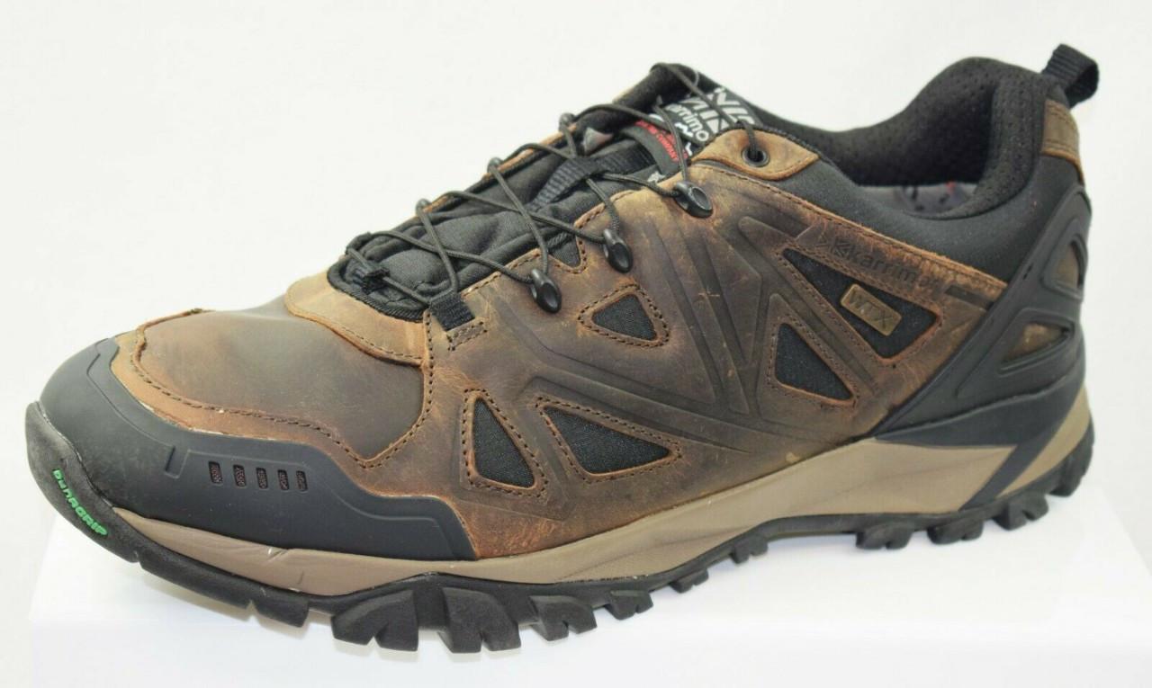 Водозащитные кроссовки Karrimor Surge Leather WTX Mens Walking Shoes