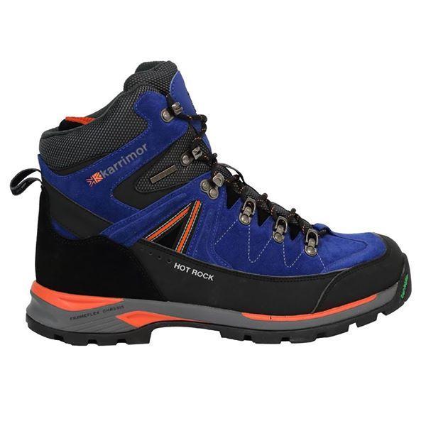 Трекинговые ботинки Karrimor Hot Rock Blue, фото 1