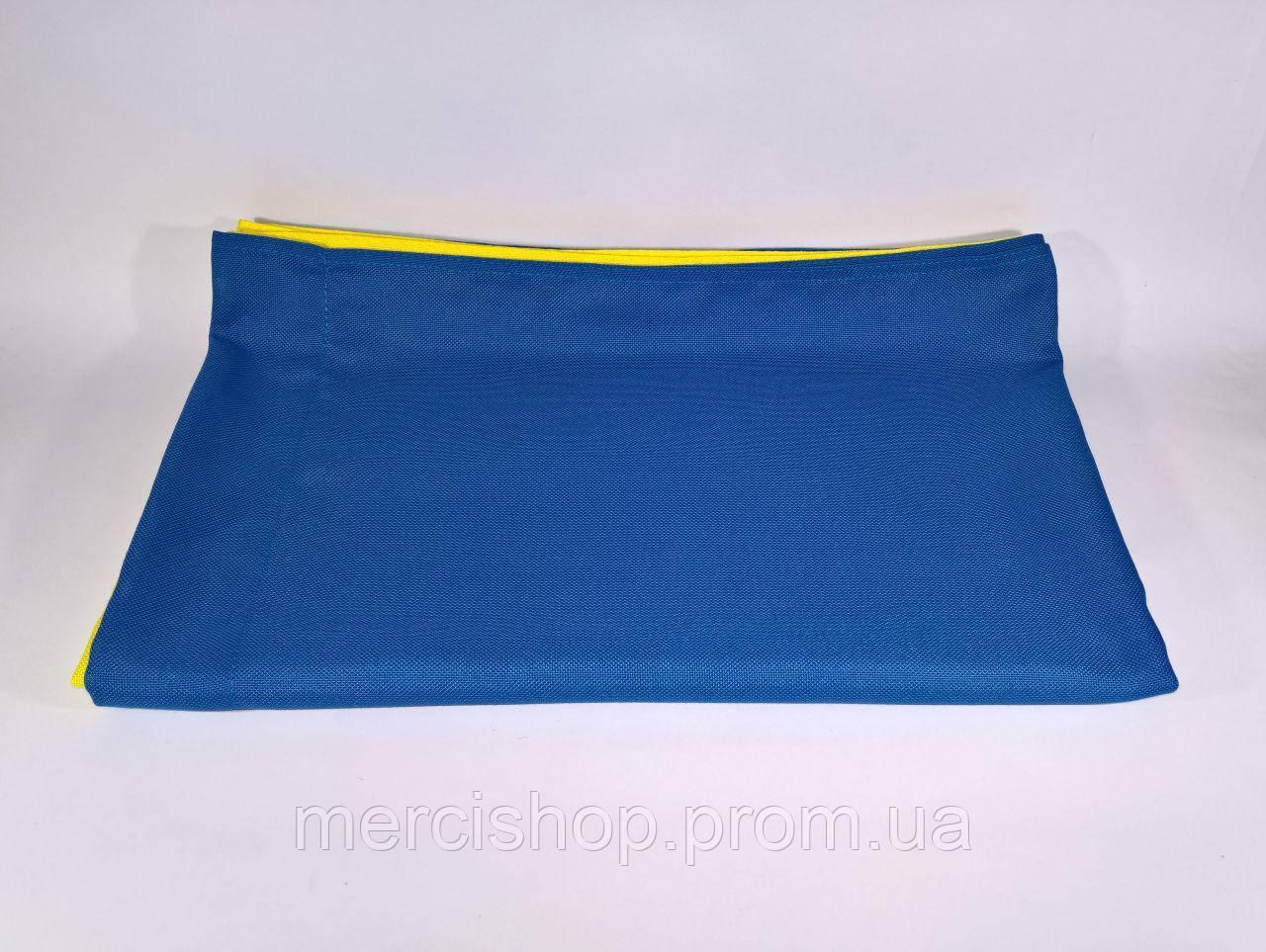 Флаг Украины 100см*150см - 1 Год гарантии 90см*135см