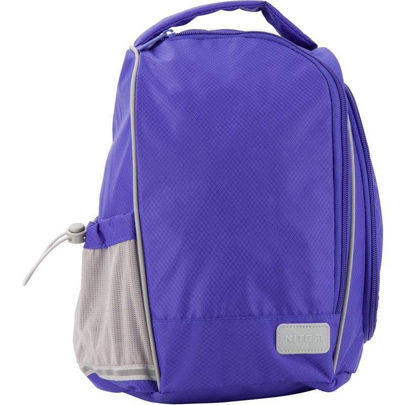 Сумка для взуття з кишенею Kite Education Smart K19-610S-3, синя