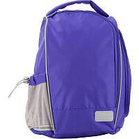 Сумка для взуття з кишенею Kite Education Smart K19-610S-3, синя, фото 1