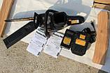 Аккумуляторная цепная пила Poulan Pro PPB4014, 40V, фото 8