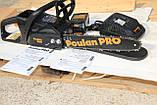Аккумуляторная цепная пила Poulan Pro PPB4014, 40V, фото 9