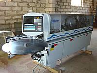 Brandt KDN350C кромкооблицовочный станок бу 2004г. (торцовка, фрезерование, раунд, цикля, полировка)