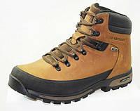 Трекинговые ботинки Karrimor Bobcat Vibram Walking Brown