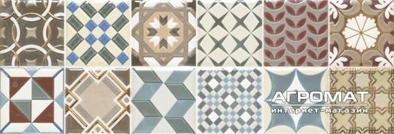 Декор APE Ceramica Home DEC MANY I