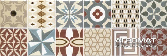 Плитка APE Ceramica Home DEC MANY III декор, фото 2