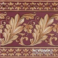 Декор APE Ceramica Lord MAJESTY BURDEOS