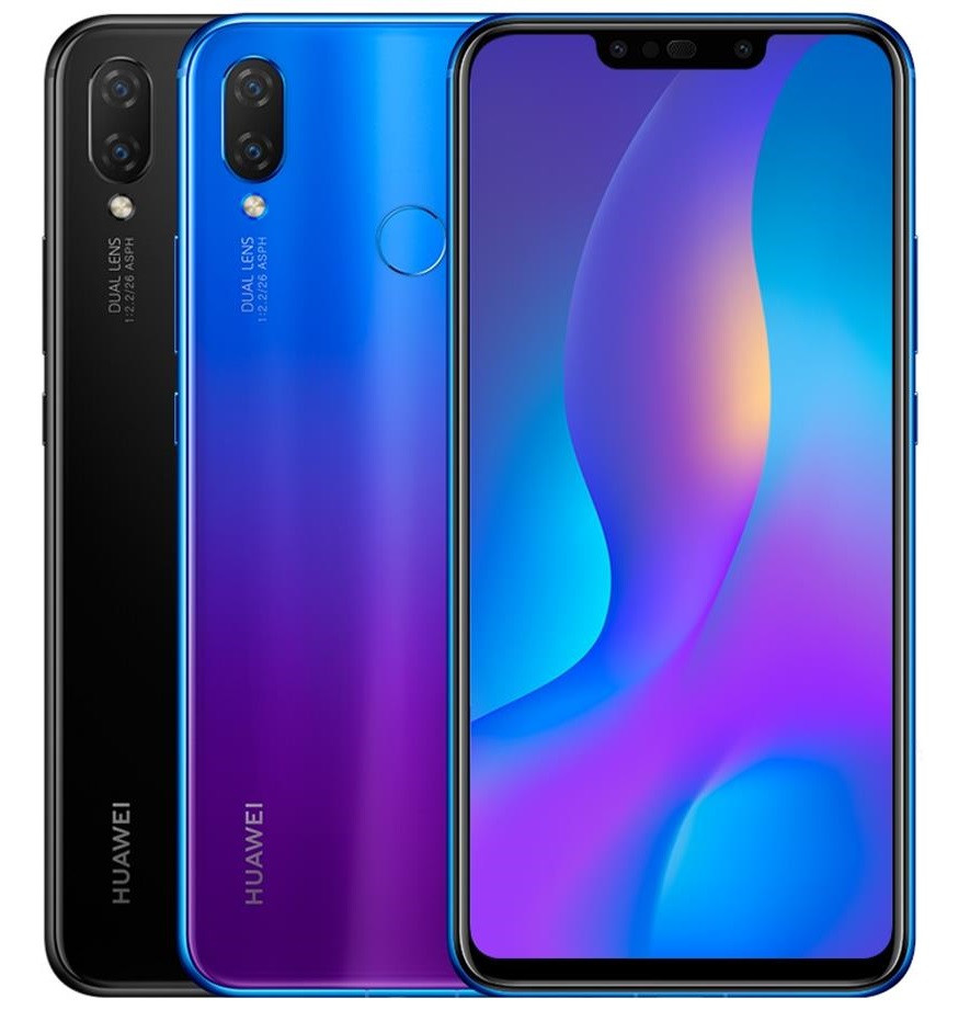 Смартфон Huawei Nova 3i (Huawei P Smart Plus) 4Gb 64Gb