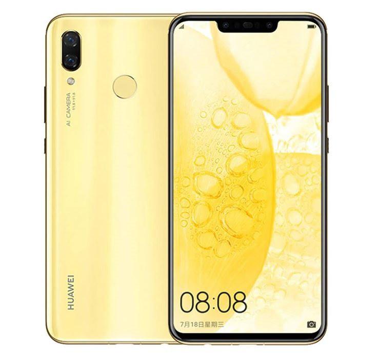 Смартфон Huawei Nova 3 4Gb 128Gb