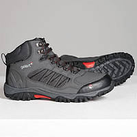 Водозащитные ботинки Gelert Horizon mid charcoal waterproof, фото 1