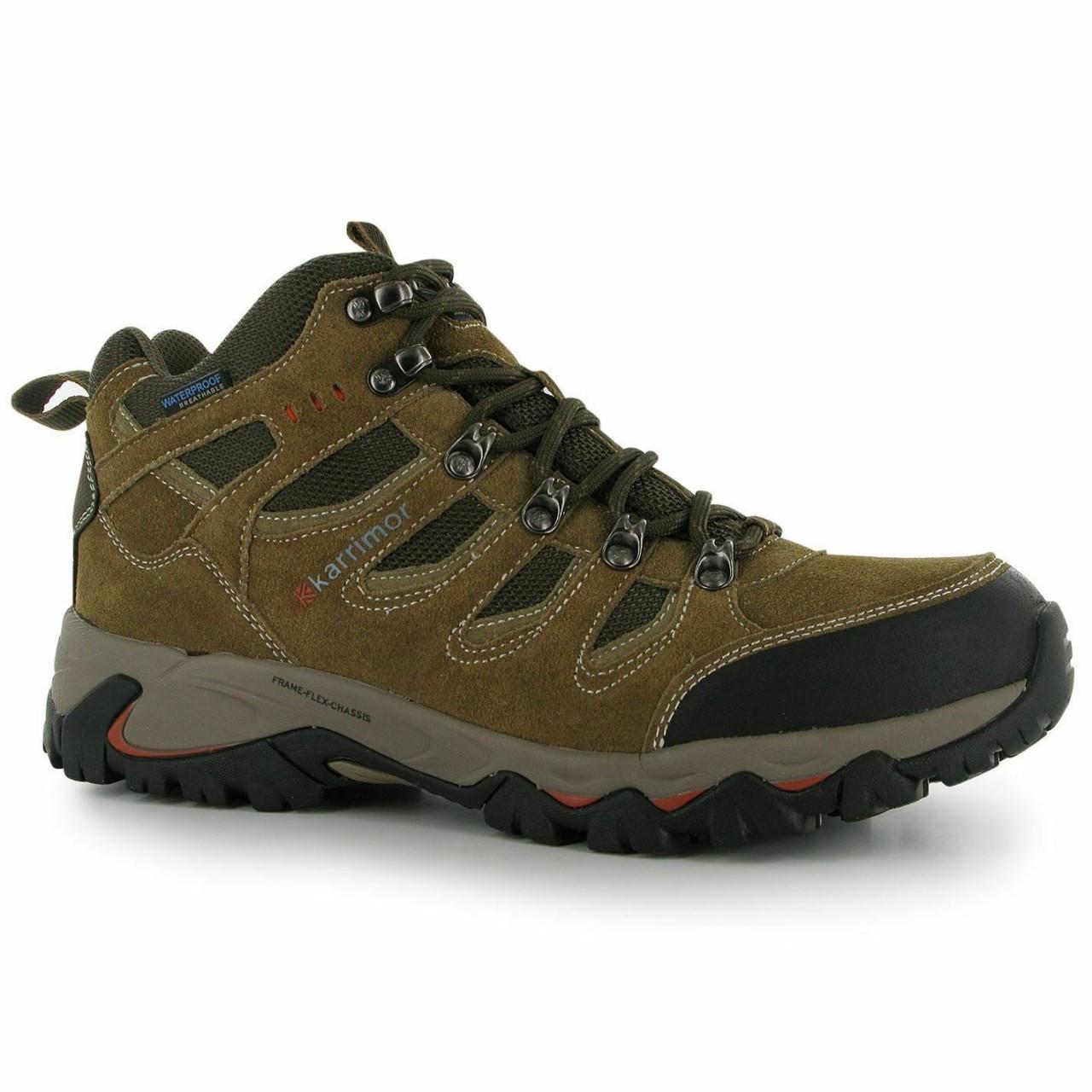 Трекинговые ботинки Karrimor Mount MID TAUPE