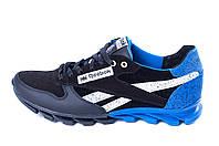Чоловічі замшеві кросівки Reebok (репліка)