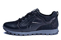 Чоловічі шкіряні кросівки Kristan Sport