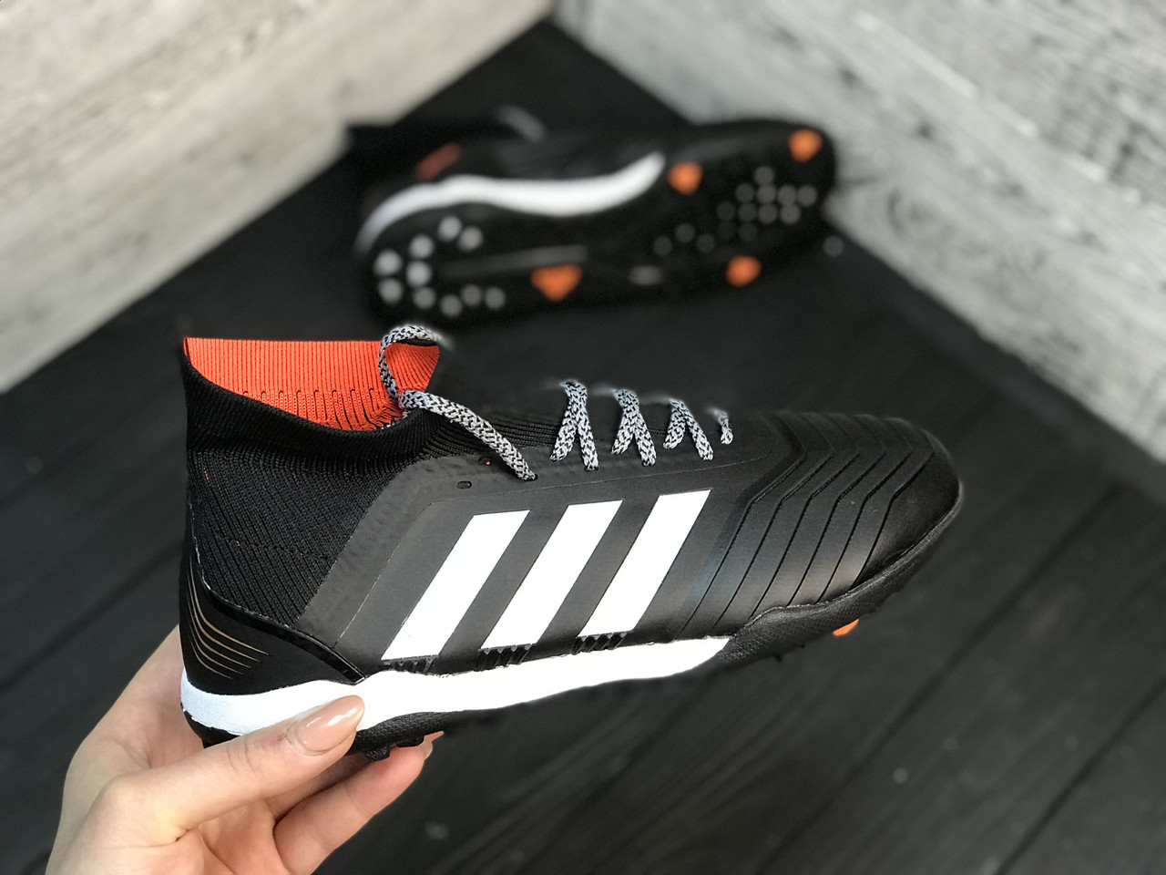 Стоноги Adidas Predator Tango(репліка)