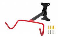 Крепление для велосипеда на стену для домашнего использ. BC-B750 (черный)