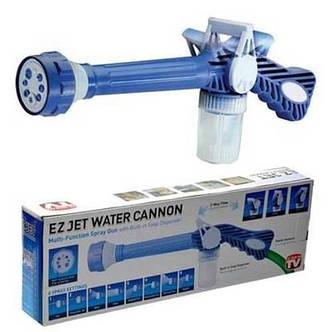 Водомет, распылитель воды, водяная пушка, насадка на шланг Ez Jet water cannon, фото 2