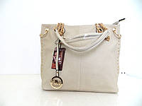 Вместительная летняя женская сумка. Эко-кожа., фото 1