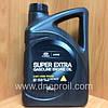 Моторное масло Hyundai Kia Super Extra Gasoline 5W30 API SL/GF-3 (05100-00410) 4 л.