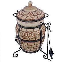 Тандыр бытовой переносной на 50 литров «Венеция», фото 2