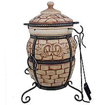 Тандыр бытовой переносной на 50 литров «Венеция», фото 3