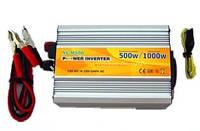 Инвертор NV-M 500Вт/12В-220В