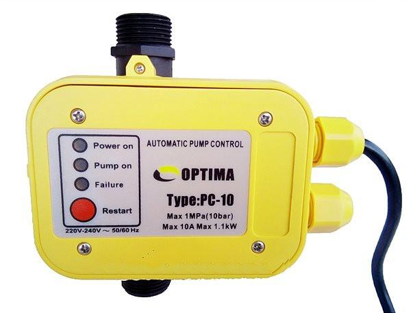 Защита сухого хода Optima PC10А с автоматическим перезапуском (автоматика для насосов)