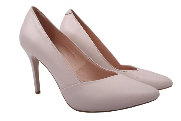 Туфли Angels натуральная кожа, цвет бежевый