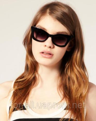 Солнцезащитные очки кошки