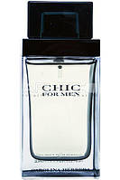 Carolina Herrera Chic for men - туалетная вода - 100ml (тестер)