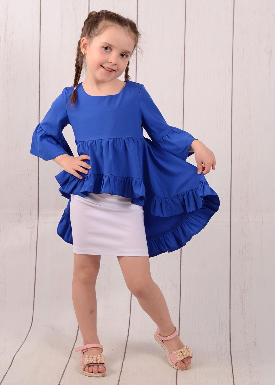 """Туника на девочку (116-140 см) """"Style Kids"""" LM-779"""